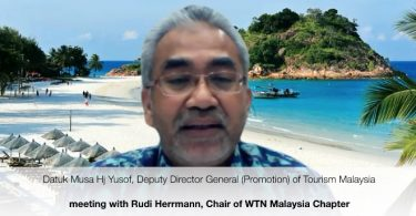 Malaysia Tourism is kicking and and moving