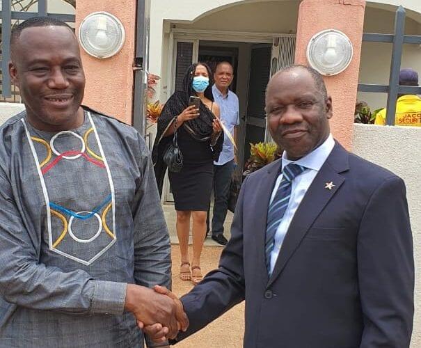 Presidente do Conselho de Turismo Africano