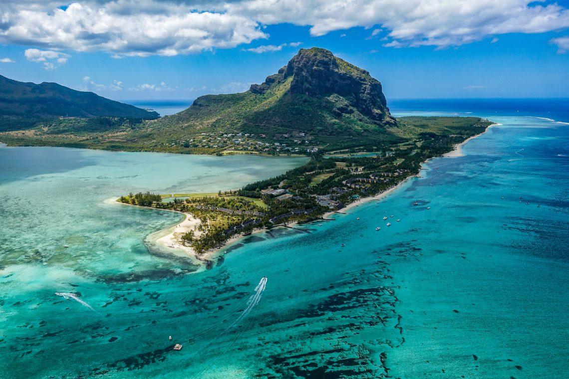Touristen sind auf Mauritius willkommen, wenn sie lange bleiben