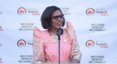 ウガンダ観光局が第6回アフリカ観光博覧会を開催