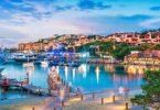 Szardínia-sziget: Olaszország egyetlen fehér zónája