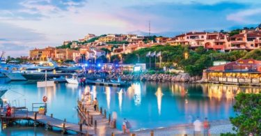 Sehlekehleke sa Sardinia: Sebaka se le seng feela se tšoeu Italy