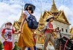 Thai peregrinatione quarentenam: Government ad suffragium in dies minuit,
