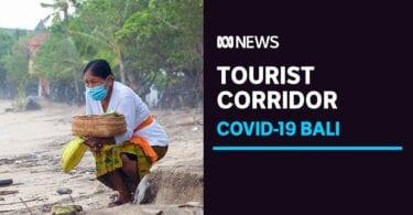 """""""Piedurkne uz augšu"""" nozīmē tūrisma atjaunošanu Bali, vakcinējot visus"""
