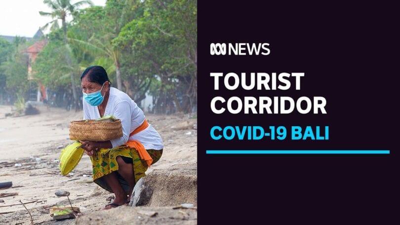 「スリーブアップ」とは、全員に予防接種を行うことでバリ島の観光を再開することを意味します