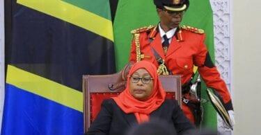 African Tourism Board Executives lover deres støtte til den nye Tanzanias præsident HE Samia Suluhu Hassan