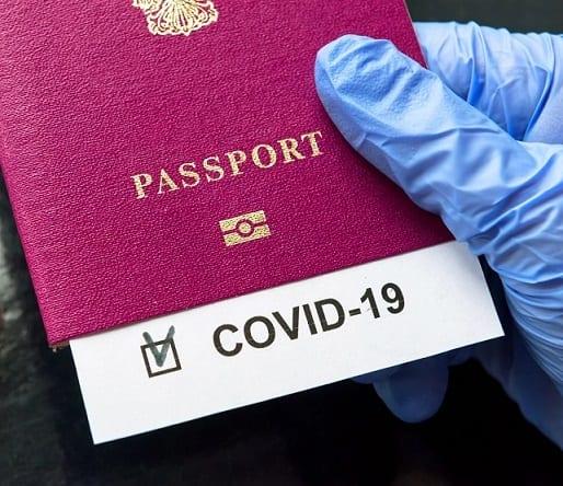 پاسپورت واکسن