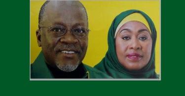 তানজানিয়া রাষ্ট্রপতি আজ মারা যান এবং একটি সরকারী কারণ আছে
