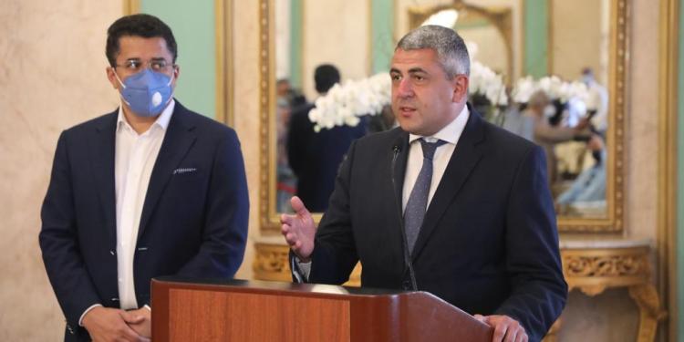 UNWTO und WTTC unter Verwendung der Regierung der Dominikanischen Republik