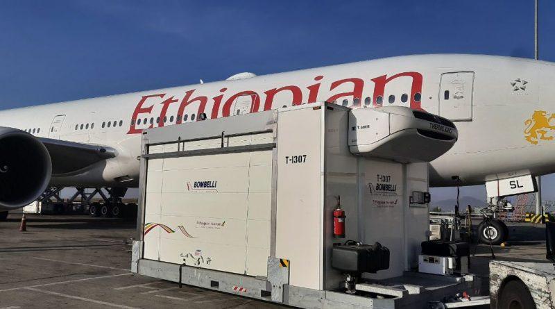 Ethiopian Airlines transportiert COVID-19-Impfstoff nach São Paulo, Brasilien