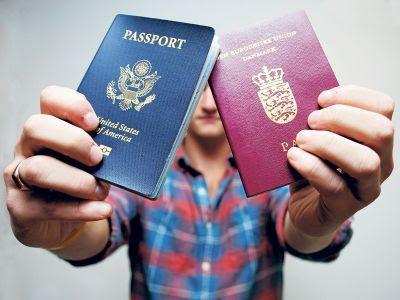 Vendet më të lehta për të fituar shtetësinë në