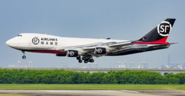 Kinas SF Airlines indvier den nye Shenzhen-Manila-rute