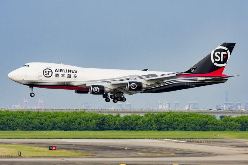 中国のSF航空が新しい深セン-マニラルートを開始