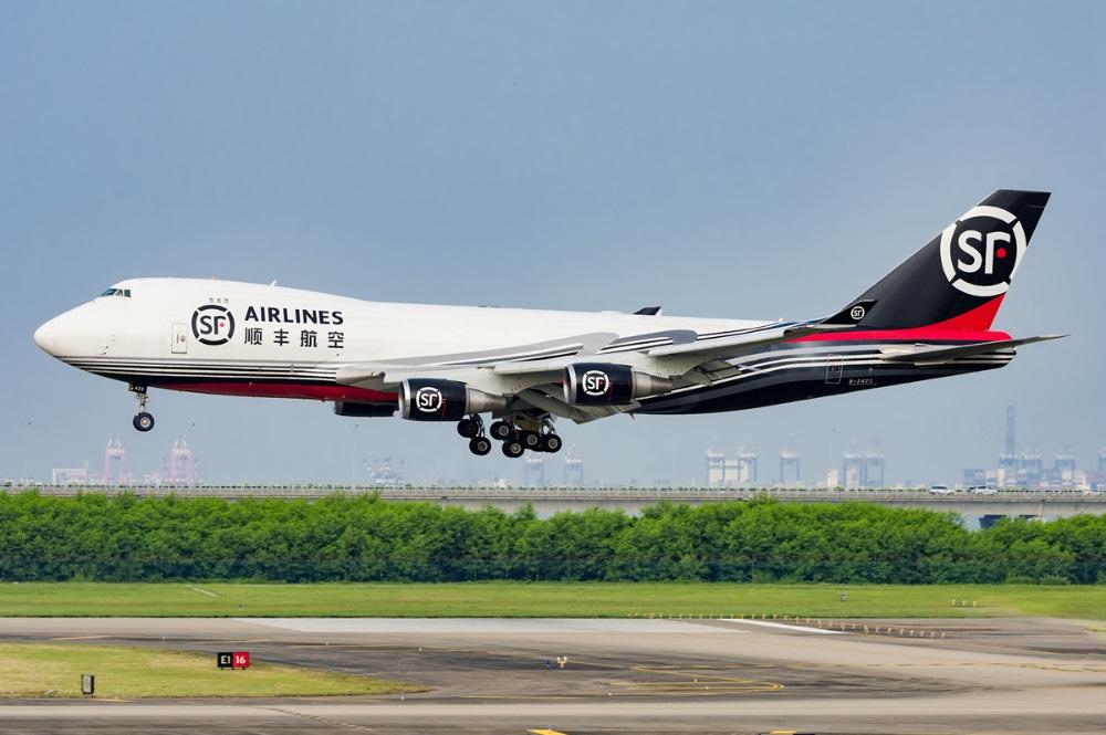 중국 SF 항공, 새로운 심천-마닐라 노선 취항