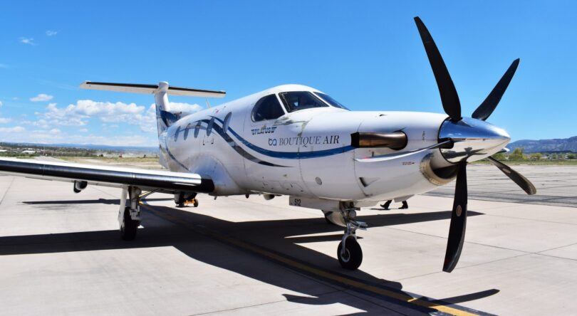 Boutique Air announces new Las Vegas-Merced route