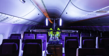 Qatar Airways introduces new UV cabin disinfection technology on board