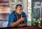 Samoa yang indah menyambut perkembangan gelembung perjalanan