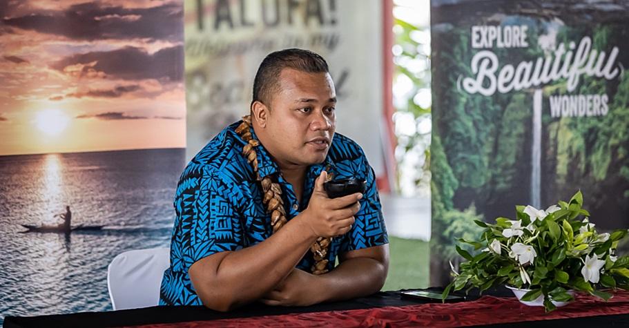 Samoa yang indah mengalu-alukan perkembangan gelembung perjalanan