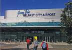 מרכז הבדיקות COVID נפתח בשדה התעופה בלפסט סיטי