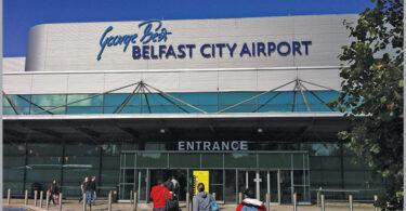 مرکز آزمون COVID در فرودگاه شهر بلفاست افتتاح می شود