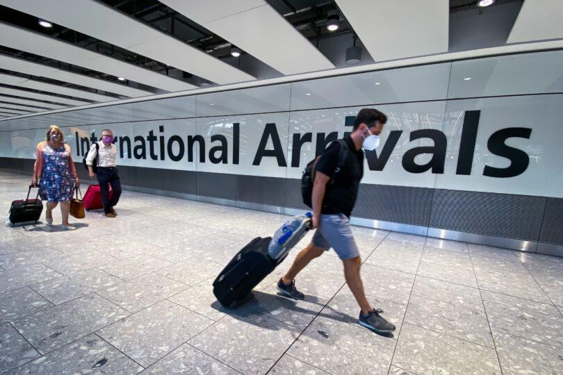 Swier, mar fitaal beslút: Yndia pleatst op reade list UK reis