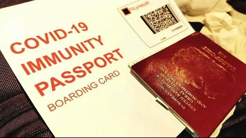 A Organización Mundial da Saúde rexeita o uso de pasaportes COVID para reabrir as viaxes