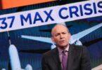 Οικογένειες θυμάτων συντριβής: Ο Διευθύνων Σύμβουλος διαιωνίζει την κουλτούρα κερδών έναντι της ασφάλειας της Boeing
