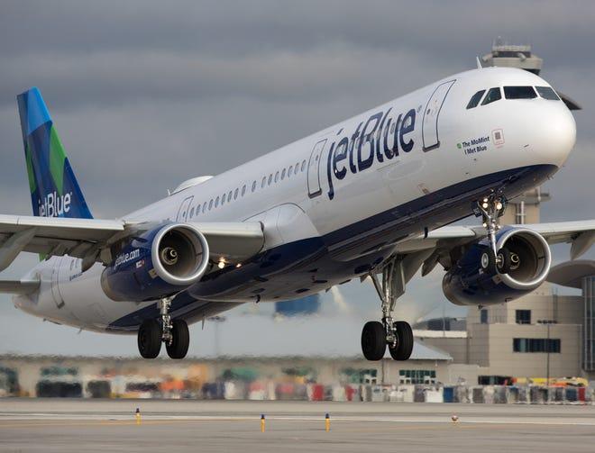 חברת JetBlue Airways מכריזה על שירות שדה התעופה הבינלאומי בקנזס סיטי