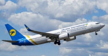 Ukraine International Airlines gendanner gradvist sit flynetværk