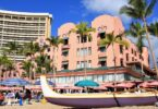 Hotel di Hawaii: angka Maret 2021 jauh lebih rendah dibandingkan dengan tiga bulan pertama tahun 2020