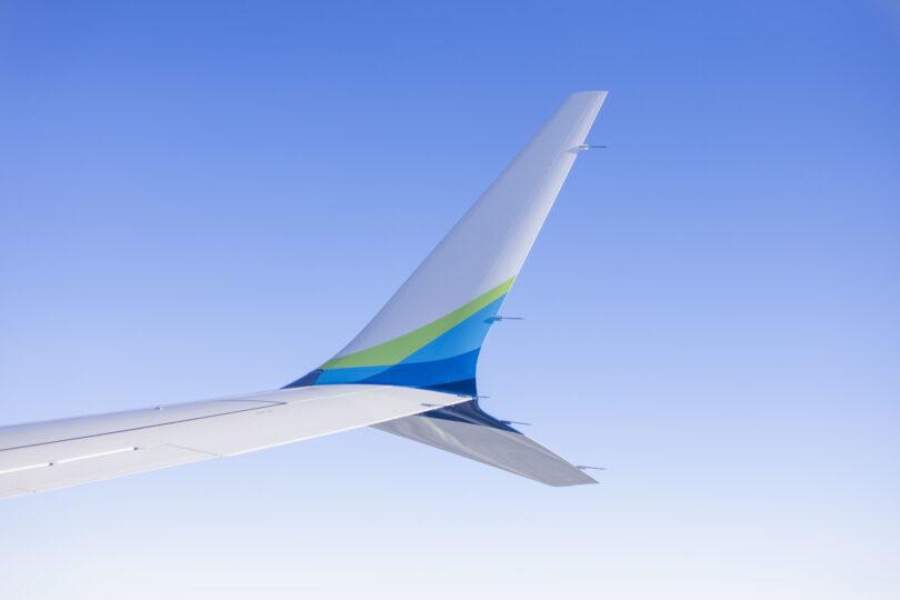 חברת התעופה אלסקה מכריזה על הדרך לאפס נטו עד שנת 2040