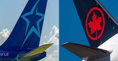 एयर कनाडा और ट्रांसैट ने प्रस्तावित अधिग्रहण समझौते को समाप्त कर दिया