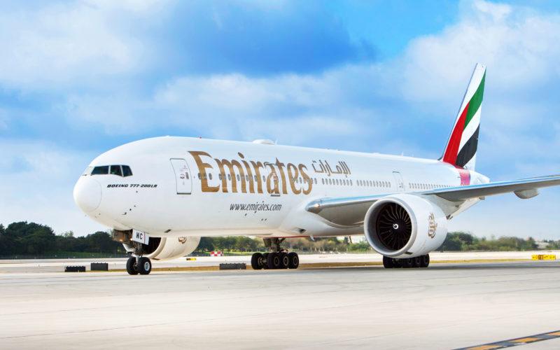 Emirates restarts flights to Mexico City via Barcelona