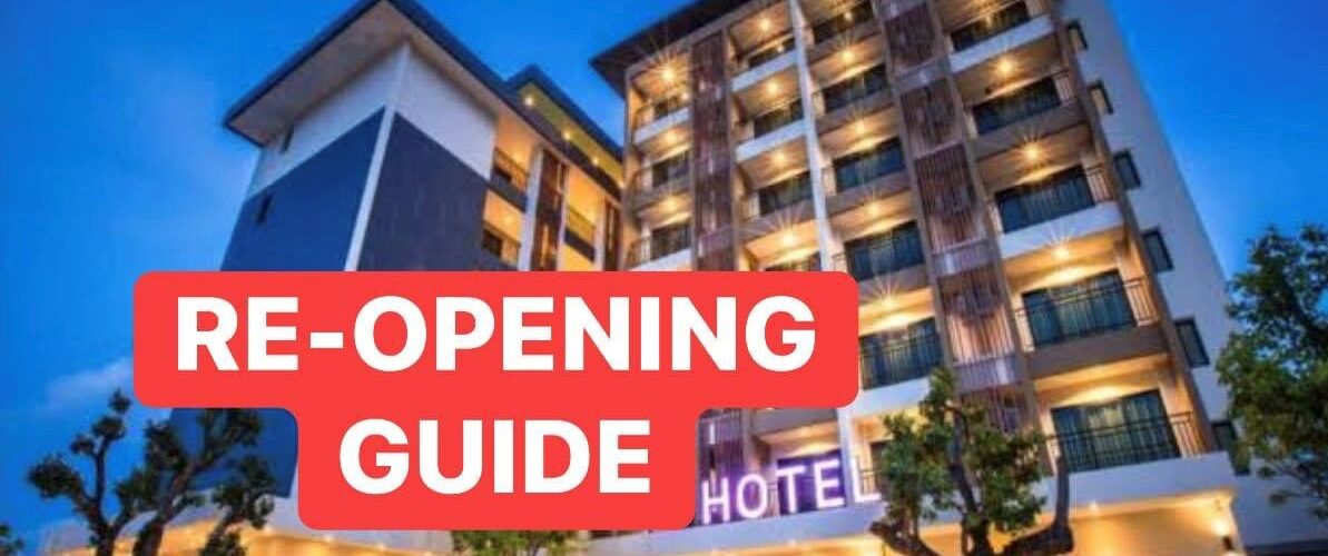 Rruga për të rihapur dyert e hotelit - një udhëzues