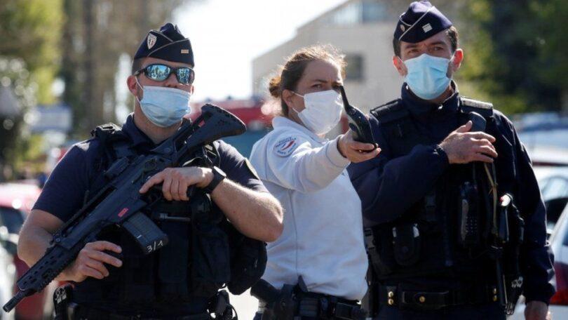 French female police officer killed in Islamist terror knife attack near Paris