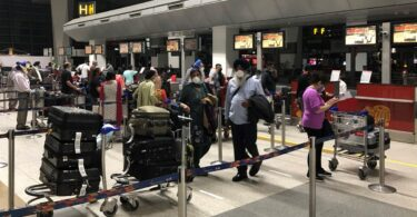 ڪئناڊا هندستان ۽ پاڪستان مان تمام مسافر اڏن تي پابندي لڳائي ڇڏي