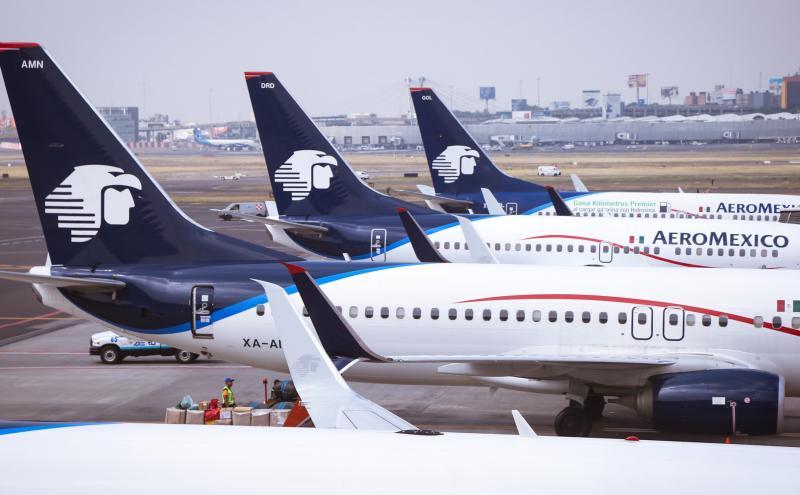 Aeromexico adiciona 28 novas aeronaves Boeing à sua frota