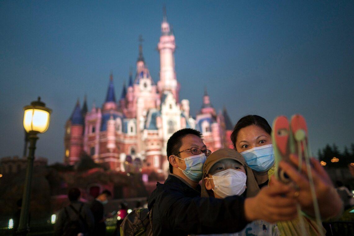 Shanghai International Resort: 5 ár, $ 6.16 milljarðar, 83 milljónir gesta