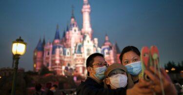 Shanghai International Resort: 5 years, $6.16 billion, 83 million visitors