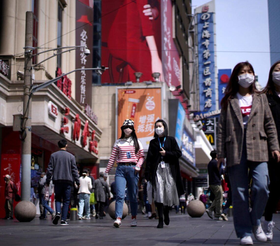 China mempersiapkan rekor perjalanan Hari Buruh