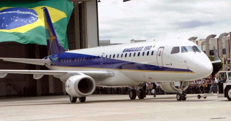 Seachadann Embraer naoi Scaird Feidhmiúcháin agus 13 Scaird Feidhmiúcháin i R1 2021