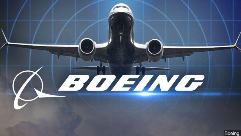 Boeings omsætning er faldet med næsten 50 procent siden 2018