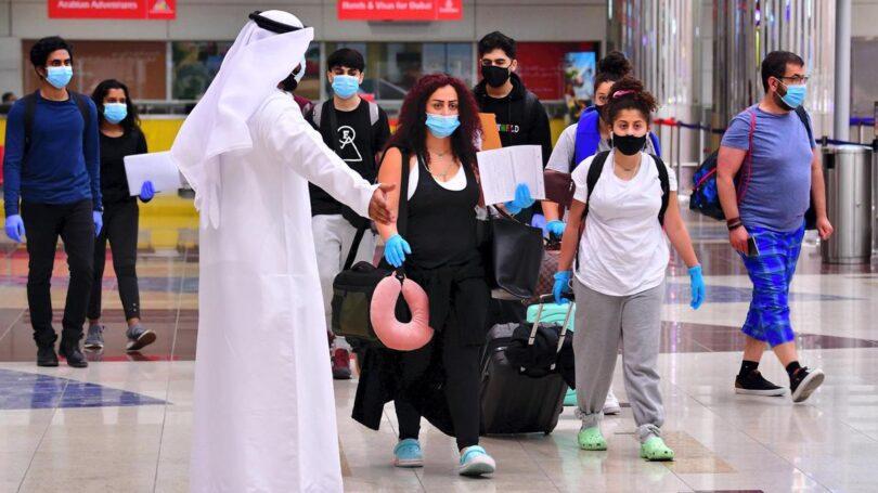 Οι ταξιδιώτες του MENA που επιθυμούν να εμβολιαστούν μόλις είναι διαθέσιμο το εμβόλιο COVID-19