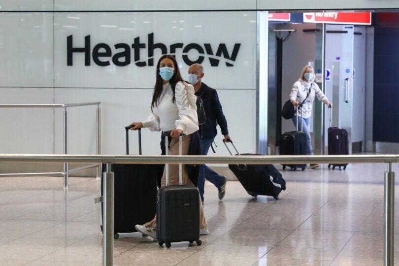 Heathrow: Neustart der Luftfahrt, die für die britische Wirtschaft von entscheidender Bedeutung ist