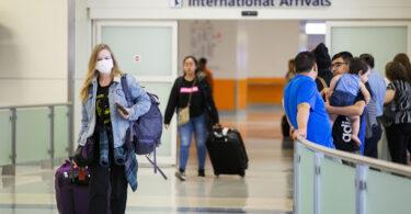 Τα εσωτερικά αεροπορικά ταξίδια των ΗΠΑ θα ανακάμψουν πλήρως στις αρχές του 2022