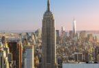 Empire State Building juhlii 90 vuotta