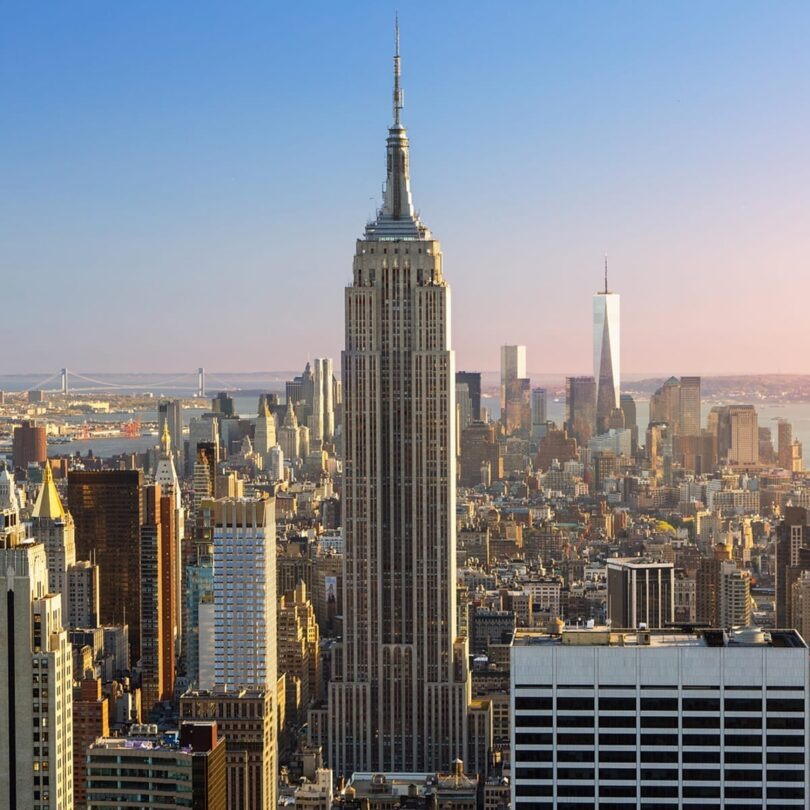 The Empire State Building celebrates 90 years