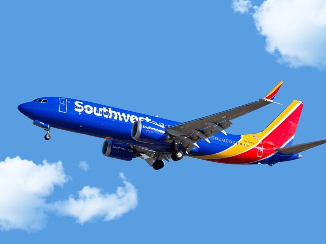 Southwest Airlines komt yn juny werom nei Kosta Rika