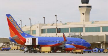 Southwest tilføjer ni fly fra Kansas City International Airport