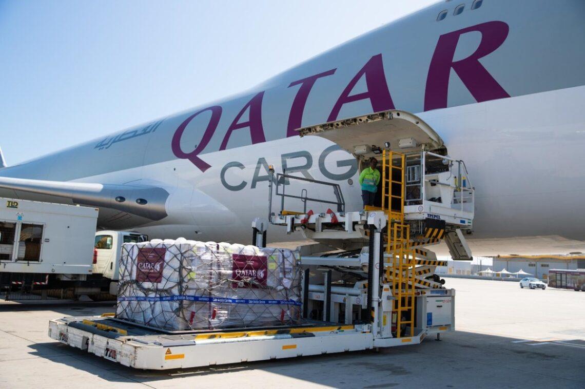Qatar Airways ngapungkeun suplai médis penting ka India gratis